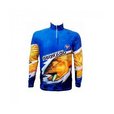 Camisa De Pesca By Aventura Dourado