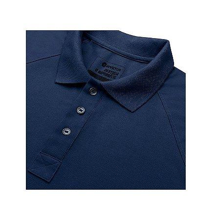 Camisa Polo Invictus Control Aazul Aviator