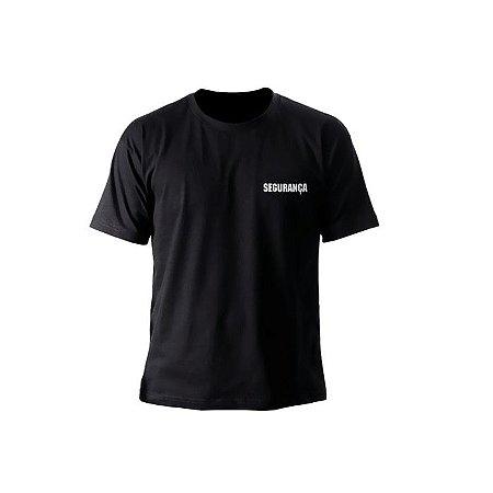 Camiseta Bravo Segurança - M