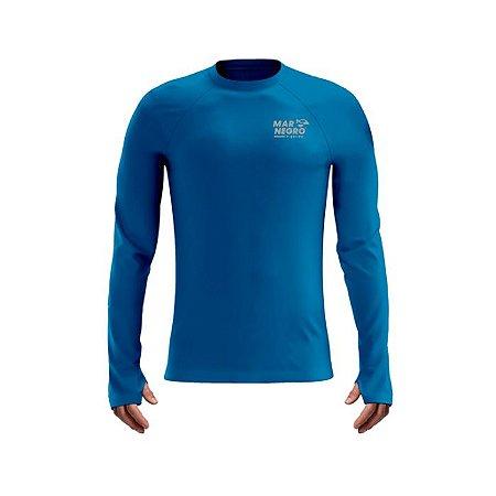 Camiseta De Proteção Mar Negro Mas Poliamida Pesca Petroleo