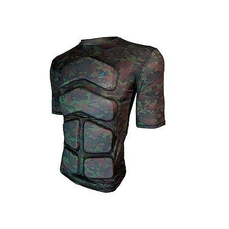 Camiseta Flutuante Mag. Cuta 120Kg- Camuflada