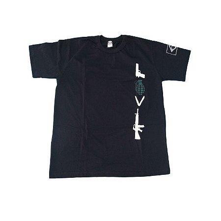 Camiseta HD Brasil Love-G
