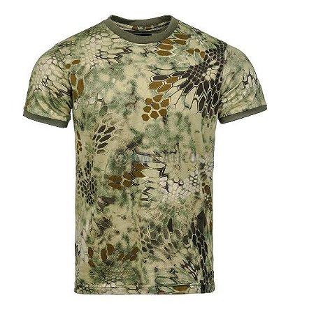 Camiseta Invictus Tech Kryptek Mandrake