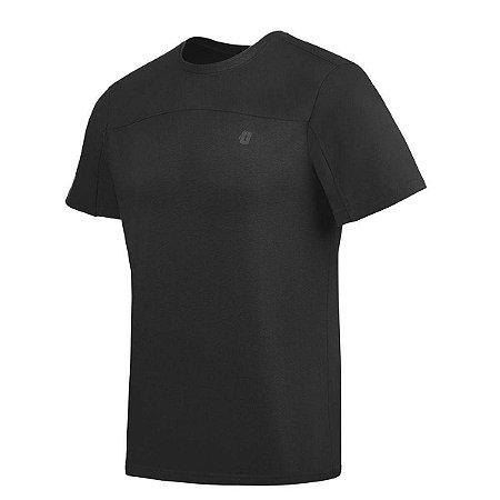 Camiseta T-Shirt Invictus Infantary Preto