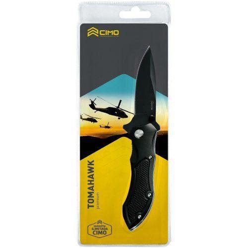 Canivete Cimo Inox Cabo Alumínio - Tomahawk