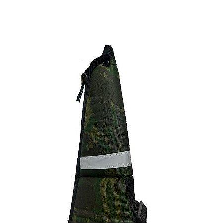 Capa P/Espingarda e Carabina C/Luneta Fb870 1,10m-Camuflado