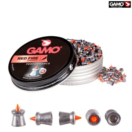 Chumbinho Gamo Red Fire 5.5MM C/100
