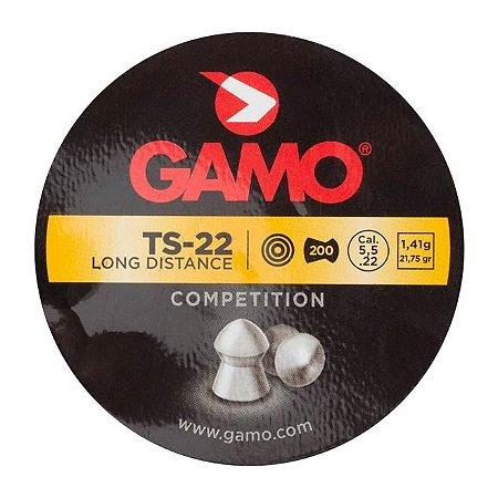 Chumbinho Gamo TS-22 5.5MM C/200