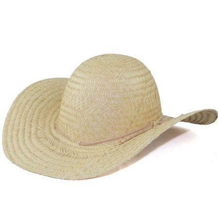 Chapéu De Palha Carandá