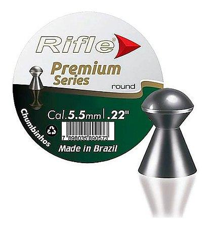 CHUMBINHO RIFLE PREMIUM ROUND 5.5MM C/125