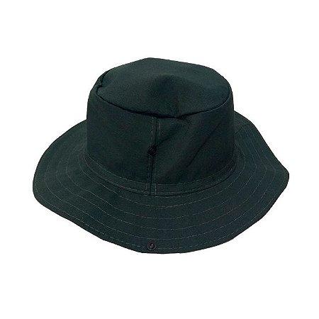Chapéu Pescador Com Proteção- Verde
