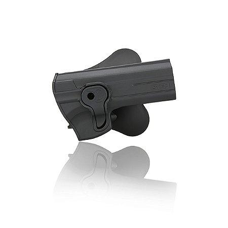 Coldre Ostensivo Cytac Pistola Cz75 Sp-01 Shadow -Destro