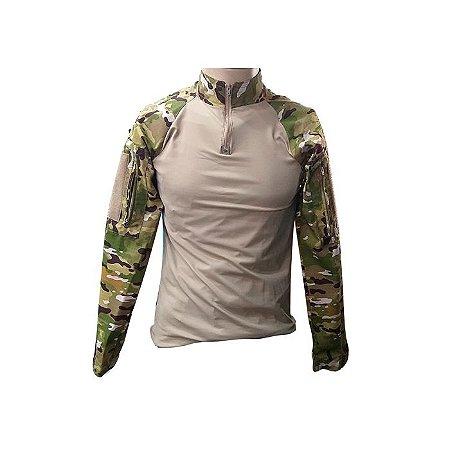 Combat Shirt HRT  Multicam Ripstop
