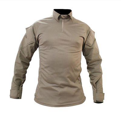 Combat Shirt Raglan- Caqui/Caqui