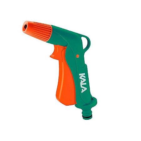 Esguicho Pistola Plastico Jato Ajustável - Kala