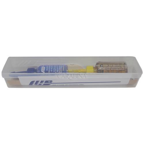 Kit De Limpeza LH Espingarda - 12