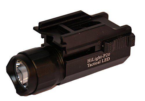 Lanterna ambidestra P20 500 Lumens. 1*CR123A