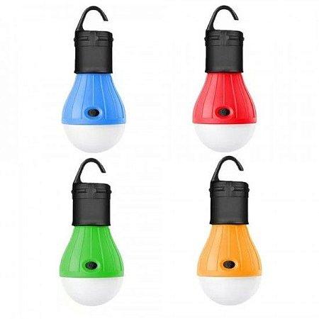 Luminária Afacell Formato Lampada 1 Led