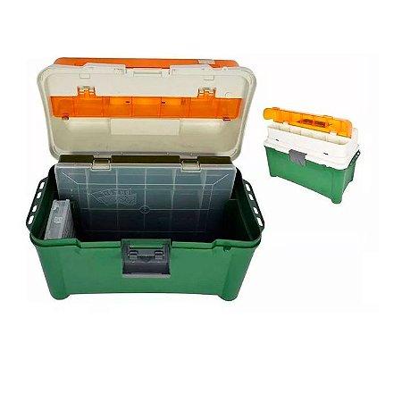 Maleta Pesca Brasil PB Box 007 - Verde