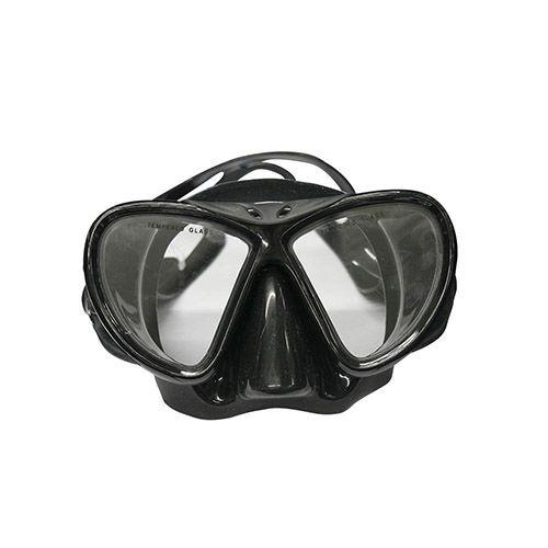 Máscara De Caça Submarina Black  Nautika