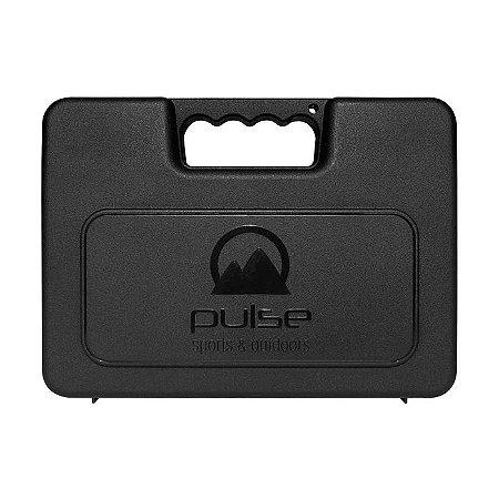 Maleta Para Arma Curta P30 Pulse Preto