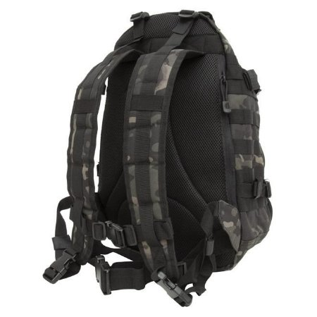 Mochila Invictus Legend - Camuflado Multicam Black