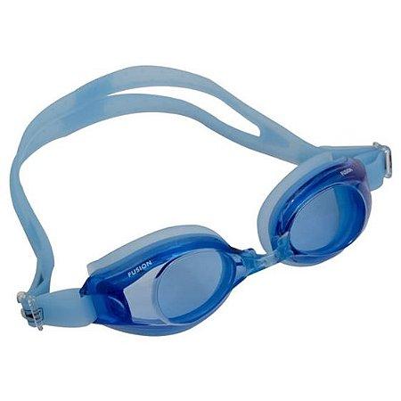 Óculos De Natação Fusion Nautika- Azul