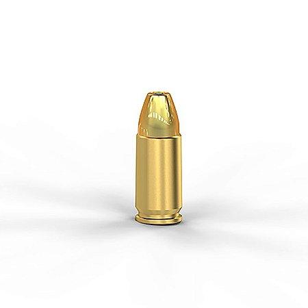 Munição CBC 9mm EXPO Gold Hex +P+ 115GR