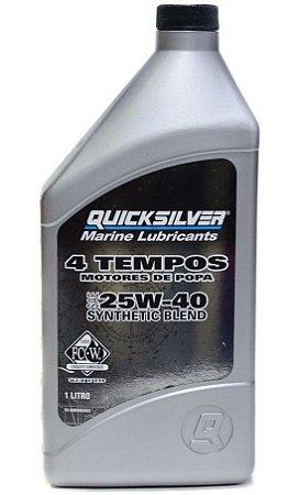 Óleo 4 Tempos Quicksilver  1L