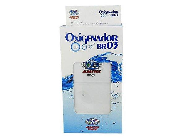 Oxigenador Albatroz BR 03