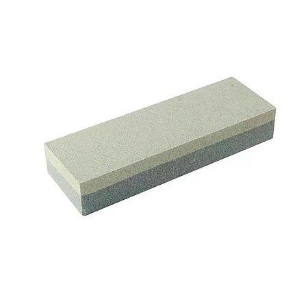 Pedra De Afiar Dupla Face 6 Milla