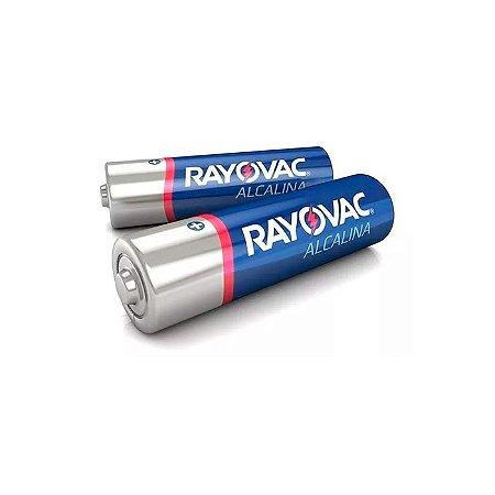 Pilhas Rayovac AAA Alcalina C/2