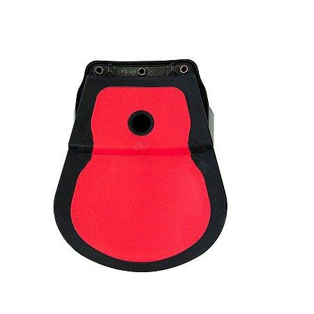Porta Carregador Em Polímero Fobus  6909/ND .380/.40/9MM