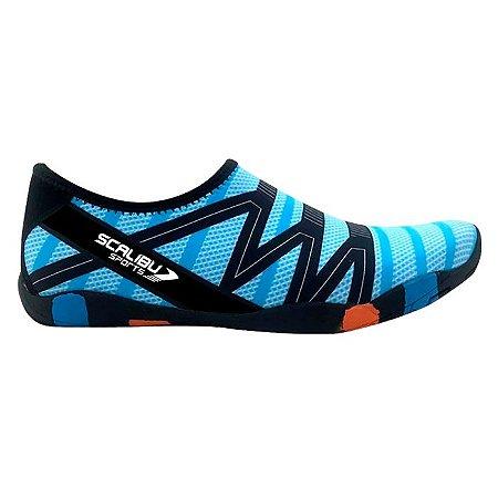 Sapatilha Pro Sport- Azul Claro