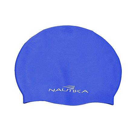 Touca De Silicone Junior Nautika -Azul