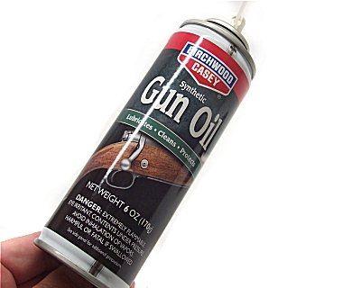 Spray Óleo Lubrificante Para Armas -Combat