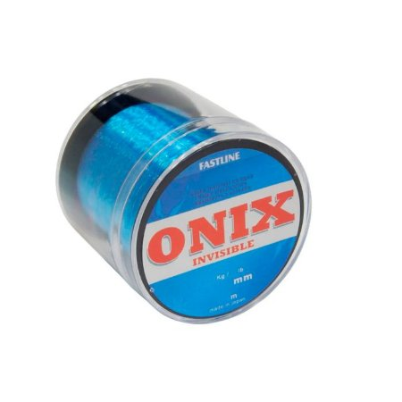 Linha Monofilamento Fastline Onix Invisible