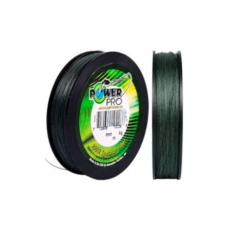 Linha Multifilamento Power Pro 92M-Verde