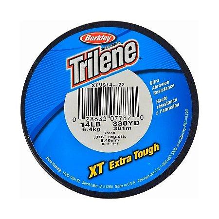 Linha Monofilamento Nylon Berkley Trilene XT Extra Tough 3001M