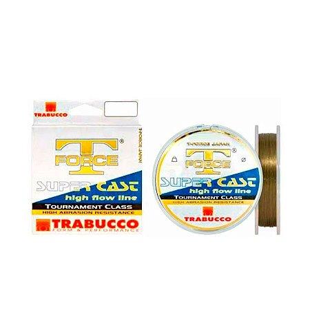 Linha Nylon Trabucco Super Cast 150M