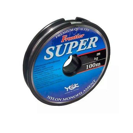 Linha Monofilamento YGK Frontier Super 100M