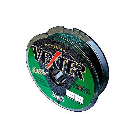 Linha Multifilamento Marine Sports Vexter Super Braid- Verde