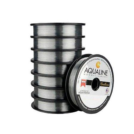 Linha Monofilamento Aqualine Exellence 100M