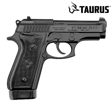 Pistola Taurus 58 HC Plus .380