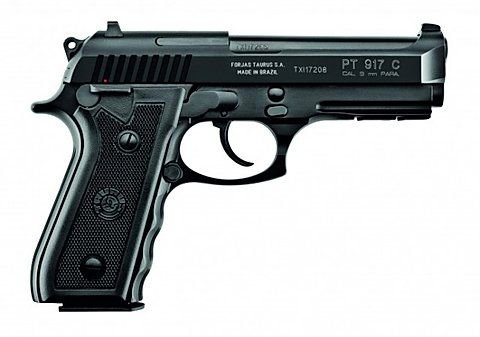 Pistola Taurus 917 C 9mm