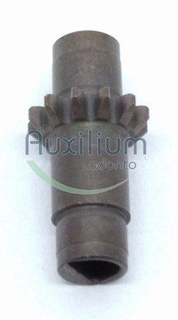 EIXO PRINCIPAL (ENGRENAGEM) CONTRA ANGULO DENTFLEX FX 110 / FX 200 111906012