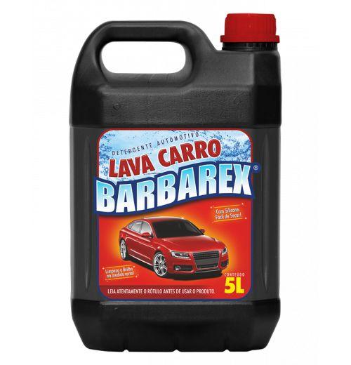 Lava carro Barbarex 5 Litros
