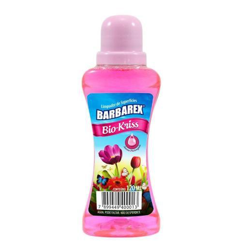 Limpador de Superfícies Barbares Bio Kriss 120 ml