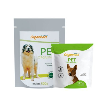 Pet Probiótico Organnact Pó
