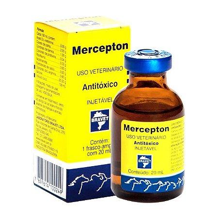 Antitóxico Mercepton Injetavel 20ml